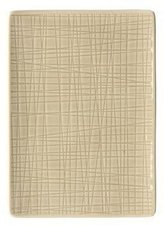 Rosenthal Mesh Cream Platte 13 x 18 cm