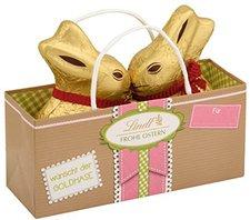 Lindt Frohe Ostern Goldhasen Tasche (100g)