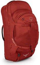 Osprey Farpoint 55 jasper red