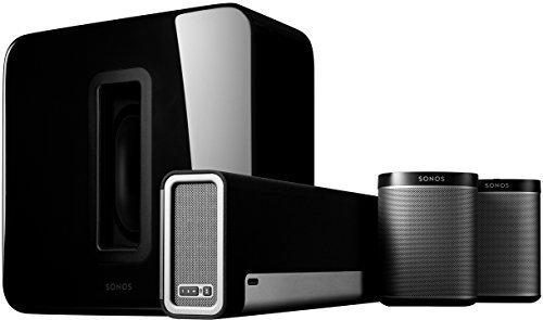 sonos 5 1 heimkino set playbar sub 2x play 1 bestellen. Black Bedroom Furniture Sets. Home Design Ideas