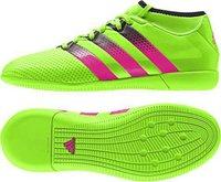 Adidas Ace 16.3 Primemesh Indoor J solar green/shock pink/core black