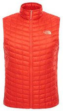 The North Face Men's Thermoball Vest Fiery Red