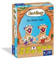 Hutter Jan und Henry - Das Memo Spiel