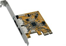 Exsys PCIe eSATA III (EX-3512)