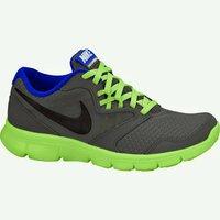 Nike Flex Experience 3 GS grey/black/electric green