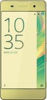 Sony Xperia XA Lime Gold ohne Vertrag