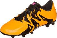 Adidas X15.3 FG/AG J solar gold/black/shock pink