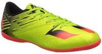Adidas Messi15.4 IN Men semi solar slime/solar red/core black