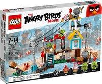 LEGO Angry Birgs - Pig City Teardown (75824)