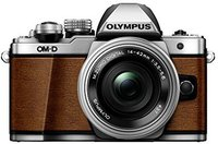 Olympus OM-D E-M10 Mark II Kit 14-42 mm EZ Limited Edition fuchsbraun