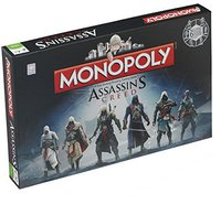 Winning Moves Monopoly Assassins Creed (English)