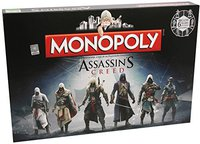 Winning Moves Monopoly Assassin's Creed (Spanish)