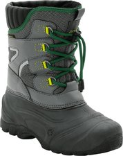 Jack Wolfskin Boys Snow King Texapore beech green