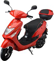 IVA Scooter New Jet Rot (45 km/h)