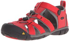 Keen Seacamp II CNX Kids racing red/gargoyle