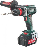 Metabo BS 18 LTX BL Quick + ULA 14.4-18 LED