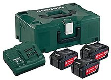 Metabo Basic-Set 3 x LiHD 5,2 Ah (6.850620.00)