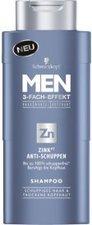 Schwarzkopf Men Zink - Anti-Schuppen Shampoo (250ml)