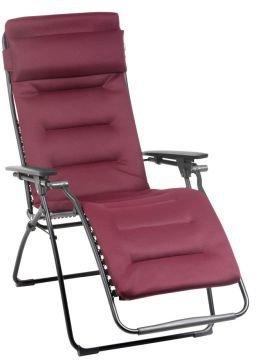 lafuma futura clipp air comfort bordeaux preisvergleich ab 162 55. Black Bedroom Furniture Sets. Home Design Ideas