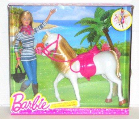 Mattel Barbie & Pferd (CFN42)