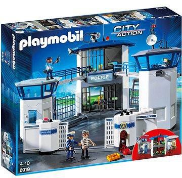 Playmobil City Action Polizeistation mit Gefängnis (6919)