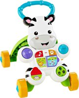 Fisher-Price Zebra-Lauflernwagen