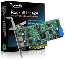 Highpoint PCIe USB 3.0 (RocketU 1142A)