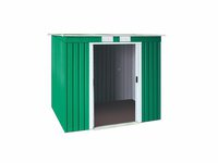 Tepro Pent Roof PD 6 x 4 Set grün (203 x 124 cm)