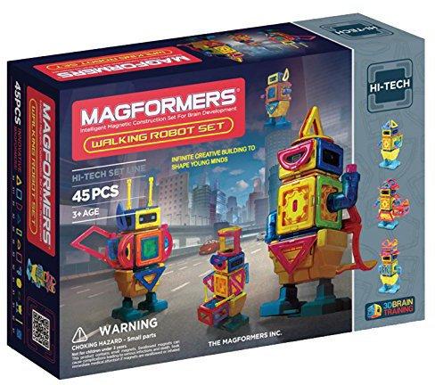 Magformers Walking Robot Set 45