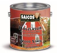 Saicos Holzlasur 2,5 l mahagoni