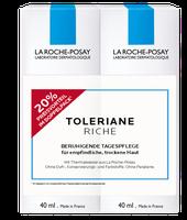 La Roche Posay Toleriane reichhaltige Creme (2x40ml)