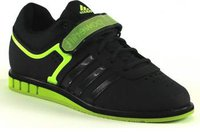 Adidas Powerlift 2 dark grey/solar yellow/core black