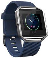 Fitbit Blaze blau S