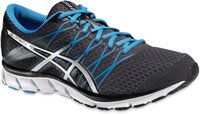 Asics Gel-Attract 4 Men dark grey/silver/methyl blue