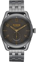 Nixon C39 SS all gunmetal/gold (A950-2211)