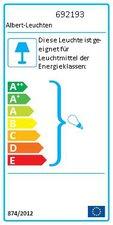 Albert Leuchten Wandstrahler 692193