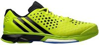 Adidas Volley Response Boost semi solar slime/core black/shock blue