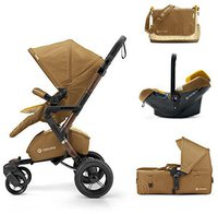 Concord Kinderwagen Neo Mobility Set Sweet Curry (2016)