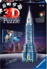Ravensburger 3D-Puzzle Chrysler Building Night Edition