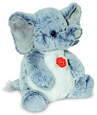 Hermann Teddy Elefant sitzend 25 cm