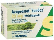 Sandoz Azuprostat Sandoz 65 mg Weichkapseln (50 Stk.)