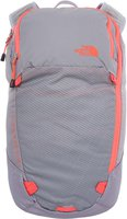 The North Face Pachacho Backpack dapple grey/tropical coral