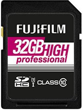 Fujinon SDHC High Professional UHS-I 32GB (4005320)