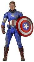 Neca Marvel Avengers Captain America 1/4 Scale