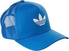 Adidas Trefoil Trucker bluebird/white