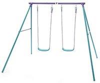 Plum Products Sedna Metal Swing Set (22035)