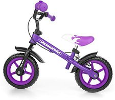 Milly Mally Kinderlaufrad Dragon Violet