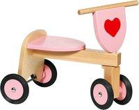 goki Rutscherfahrzeug rosa