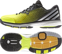Adidas Energy Volley Boost 2.0 solar yellow/silver metallic/core black