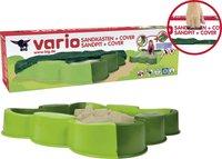 BIG Vario Sandkasten + Abdeckplane